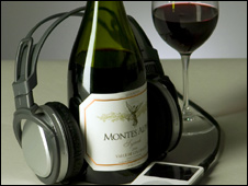 Wine and Music Wine and music – THE EXPERIMENT.....