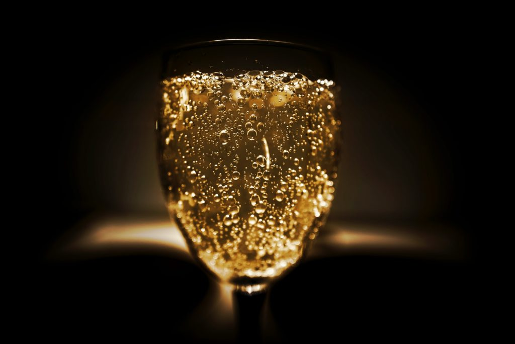 why do we celebrate with champagne