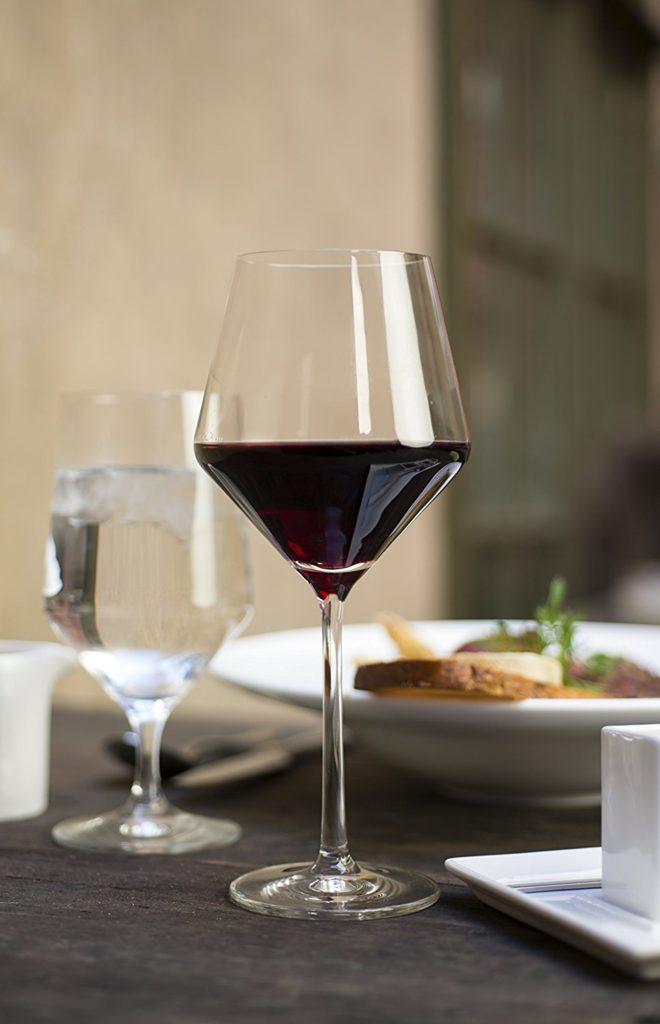 best schott red wine glasses