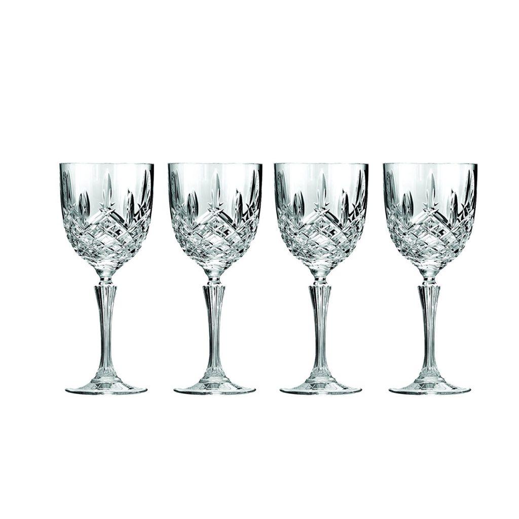 best crystal wine glasses