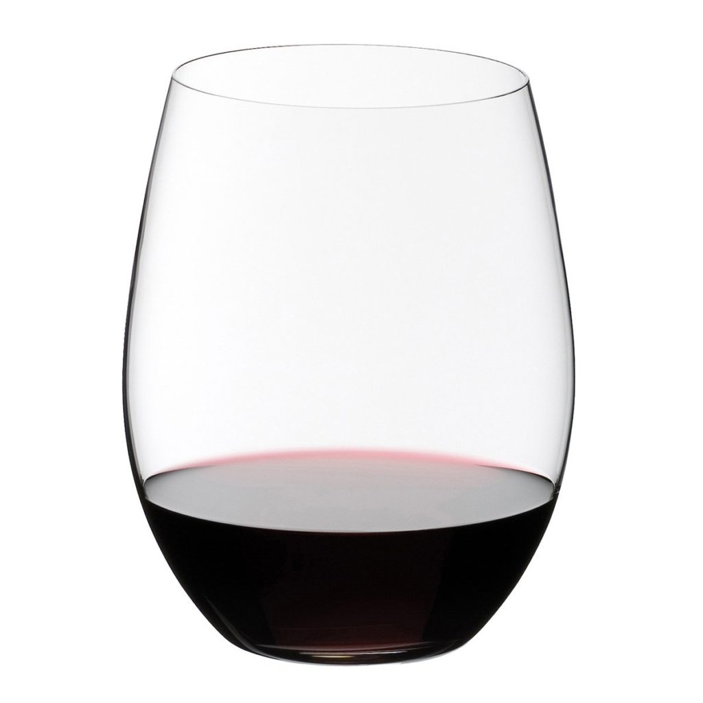 best stemless red wine glasses