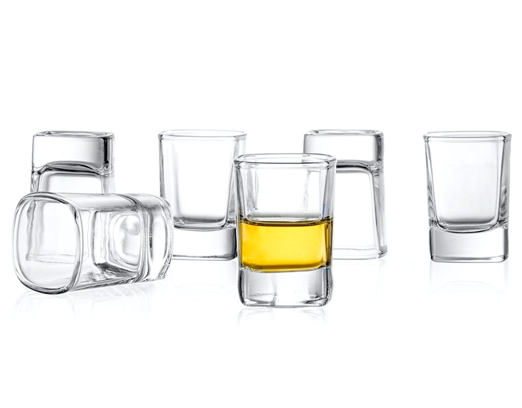 Best Shot Glasses For Whiskey