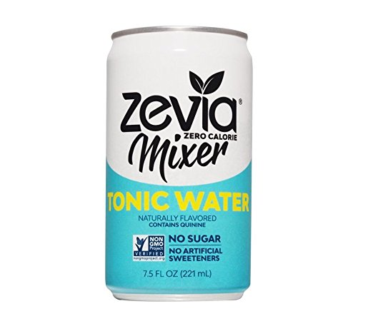 best diet tonic water for vodka